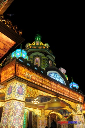 Masjid Tiban PT ACA Malang 20