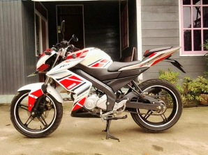 Fairing Yamaha New Vixion 3