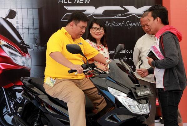 Honda PCX 150 CBU