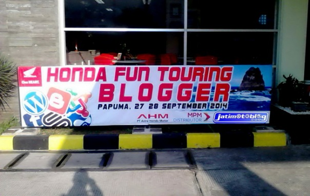 Banner Fun Turing Blogger di MPM Sedati