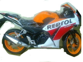 Honda CBR 150R Produk Honda Indonesia