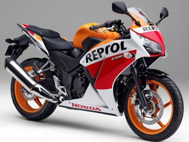 Honda CBR150R Dual Keen Eyes