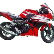 Honda CBR150R versi Spyshot