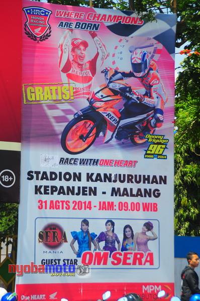 HRC Seri 3 Stadion Kajuruhan Kepanjen Malang 02