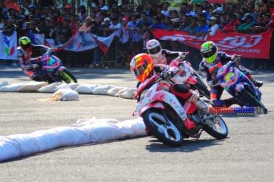 HRC Seri 3 Stadion Kajuruhan Kepanjen Malang 18