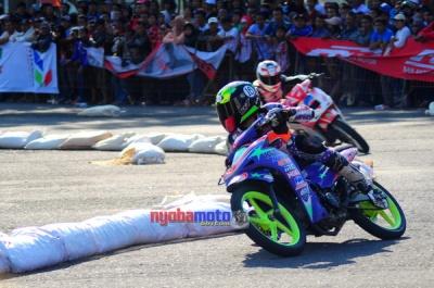HRC Seri 3 Stadion Kajuruhan Kepanjen Malang 19