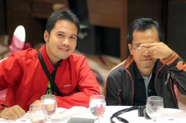 Iwan Banaran dan Taufik Bogor :D