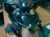 Jupiter MX King Cover body