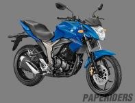 Suzuki Gixxer155_Blue