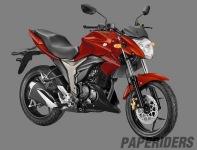 Suzuki Gixxer155_Red