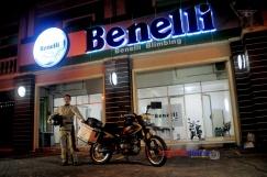 Benelli Python_2 with Mario Iroth