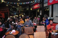 Gala Dinner & NoBar MM93 + DP26-Ria Djenaka Resto_1