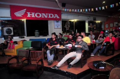 Gala Dinner & NoBar MM93 + DP26-Ria Djenaka Resto_5