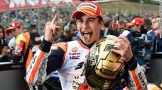 Marc Marquez Juara Dunia motoGP 2014