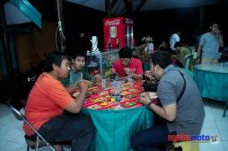 Semalam di Papuma Gala Diner Fun Game Ice Breaking 10