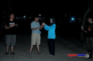 Semalam di Papuma Gala Diner Fun Game Ice Breaking 15