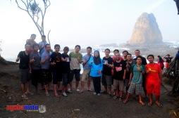 Background pulau KAJAN