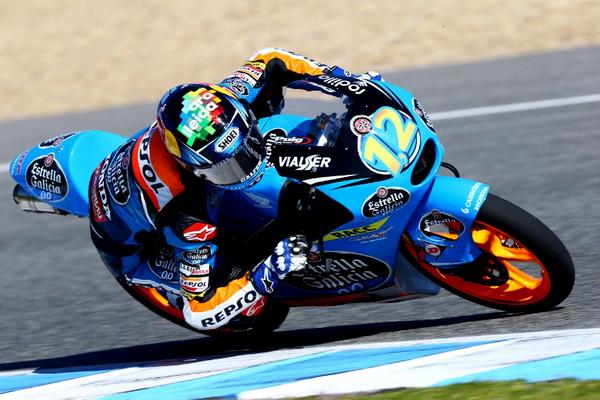 Alex Marquez Juara Dunia moto3 2014