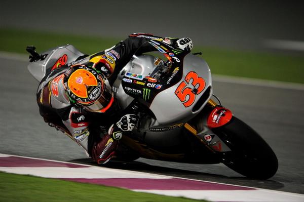Esteve Rabat Juara Dunia moto2 2014