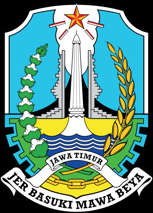 "Jawa Timur 'JER BASUKI MAWA BEA"""