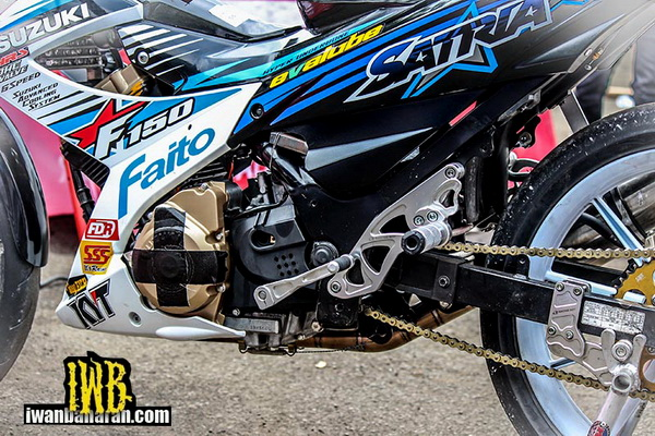 Suzuki Satri FU 150_motor Indoprix_2014