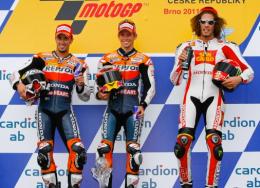 All Honda @Brno Rep. Ceko