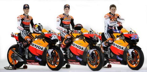 Trio Repsol Honda_1