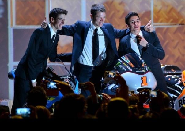 Trio Spanyol Juara Dunia