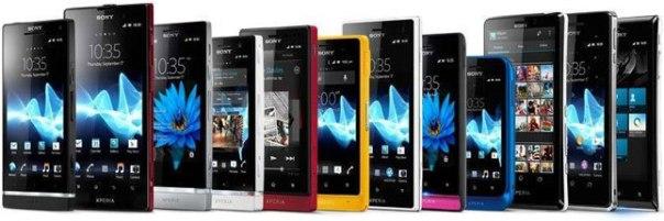 Sony Xperia Series
