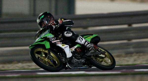 Gupita Kresna Kawasaki_Juara ARRC 2014