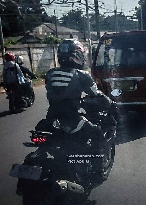 Exciter 150cc, di Indonesia menjadi Jupiter MX King sudah dites di jalanan