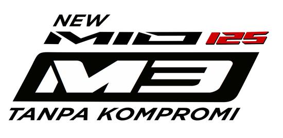 Logo New Mio M3 125