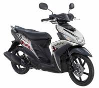 New Mio M3 125 Chat White