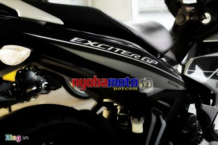 Tampak Samping Yamaha Exciter