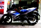 Yamaha Jupiter Exciter 150 Vietnam
