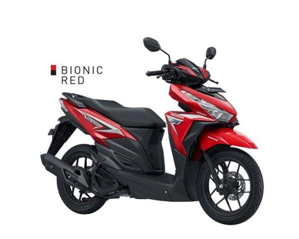 Bionic Red