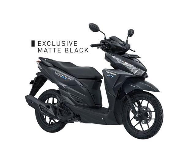 Exclusive Matte Black