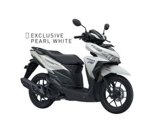 Exclusive Pearl White