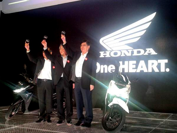 Honda Vario 150 launching new