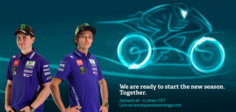 Movistar Yamaha ready to motoGP