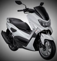 NMAX White Metallic untuk konsumen Modern Simplicity