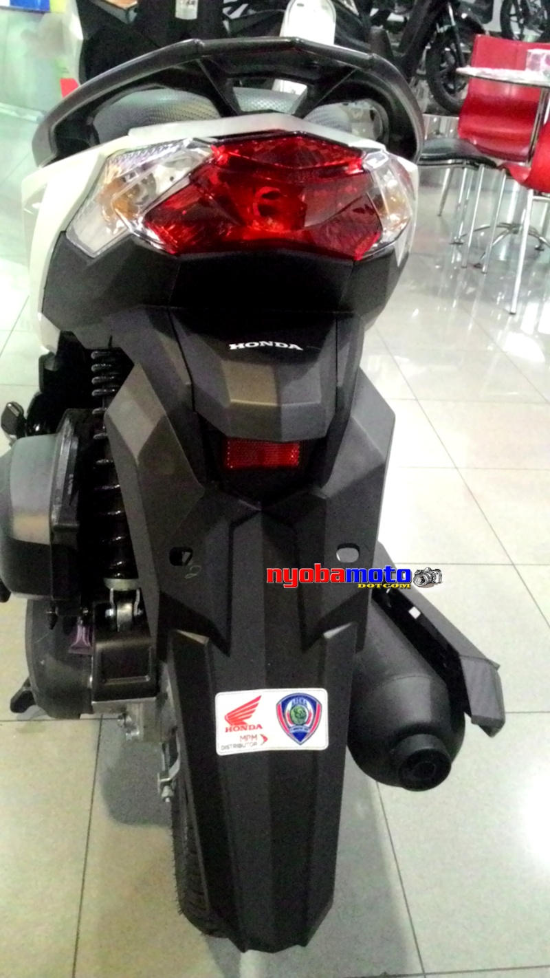 Ready Stock Vario 150cc Di MPM BasRah Kayutangan