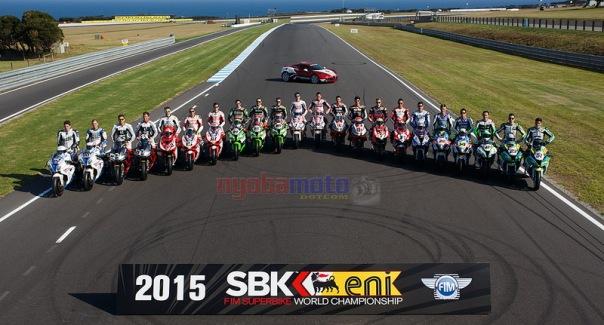 WSBK Season 2015