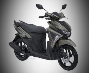 All New Soul GT Challenger Gunmetal (abu-abu)