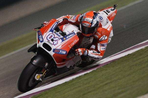 Andrea Dovisiozo yang super kompetitif dengan GP15 - sesuai regulasi Dorna -