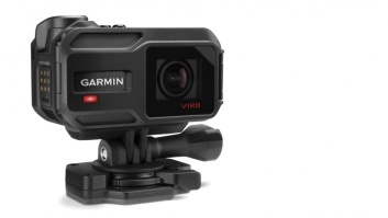 Action Cam_Garmin + GPS
