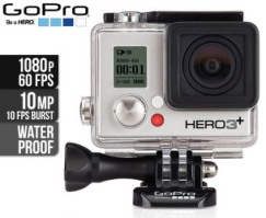 Action Cam_GoPro Hero 3+