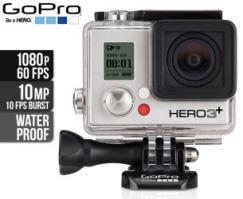 Action Cam_GoPro Hero 3+