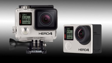 Action Cam_GoPro Hero 4
