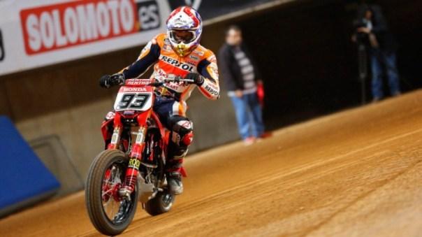 Marc Marquez Main Dirt Track